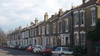 Street in Southampton