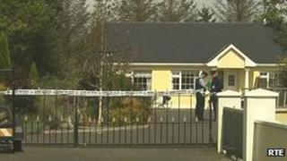 The child was found dead at a house in Charleville