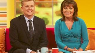 New Daybreak hosts Aled Jones and Lorraine Kelly