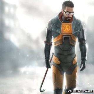 Artwork from Half-Life 2