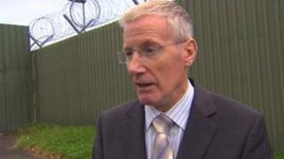 Gregory Campbell said the move is likely to create several hundred new jobs