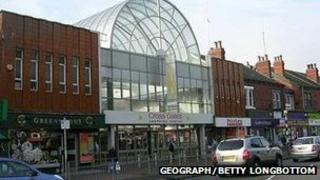 Crossgates Shopping Centre
