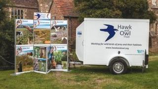 Mobile education trailer