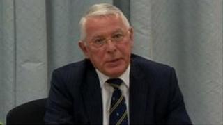 Former pathologist Dr Jack Crane