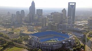 Bank of America Stadium, Charlotte, North Carolina