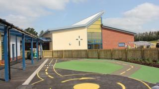 St Martin's C of E Primary