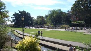 Bournemouth Lower Gardens