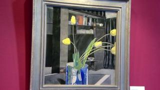 'Yellow Tulips' by Charles Rennie Mackintosh