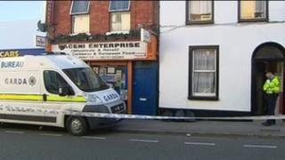 The body was hidden for at least two days at his home in Dublin