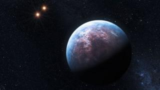 Exoplanet ESO/L. Calçada