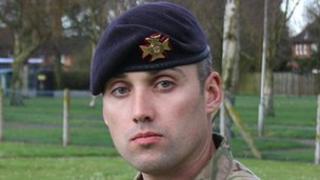 Sgt Lee Davidson