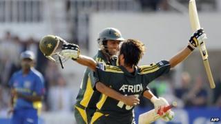 Pakistan is a talented side