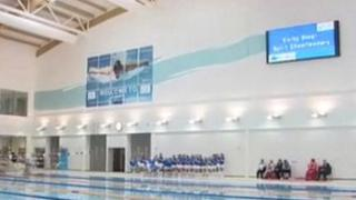 Corby Swimming Pool