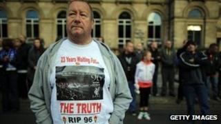Vigil in Liverpool