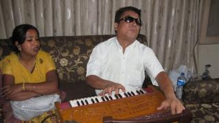 Suman Kharel and Ishwor