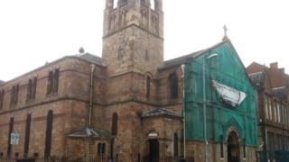 St Anthony's Church in Govan