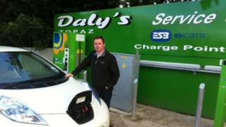 Rapid charger at Lifford