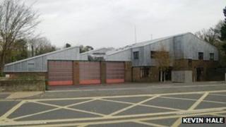 Ridge Fire Station