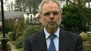 Sir David Henshaw