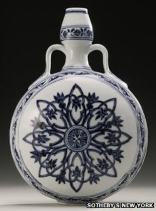 Rare Chinese vase