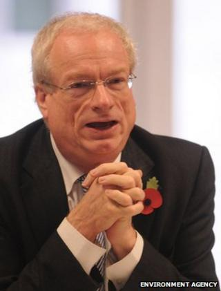 Environment Agency chairman Lord Smith (Image: Environment Agency)