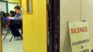 exam room doorway