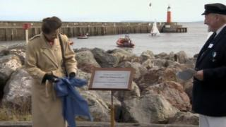 Princess Royal visit to Watchet