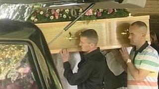 Rachel Wilson funeral