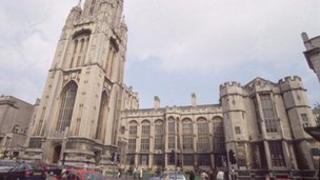 Bristol University Memorial Building
