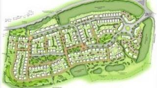 Hagley housing plan