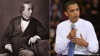 Benjamin Disraeli and Barack Obama