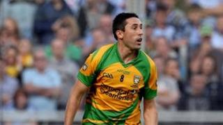 Donegal captain Rory Kavanagh