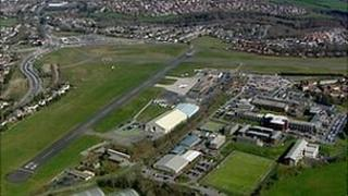 Plymouth Airport