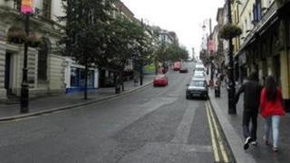 Ship quay street