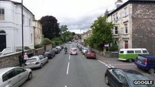Hampton Road in Bristol