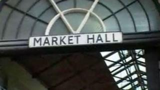 Newtown Market Hall