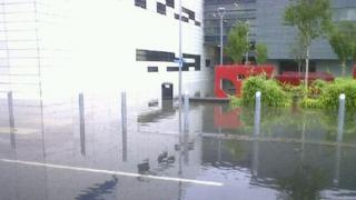 Blood centre in Filton