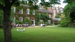 The Physic Garden, London