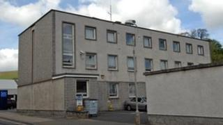 Galashiels Police Station