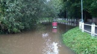 Floods in Kempsey
