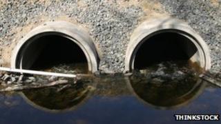 Sewage pipes. Pic: Thinkstock