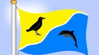 The flag design
