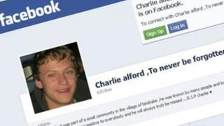 Charlie Alford tribute page on Facebook