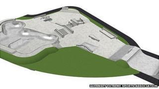 Guernsey skate park plans