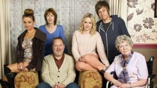 The Hebburn cast