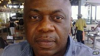 Nigerian Henry Okah