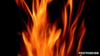 Generic image of a fire
