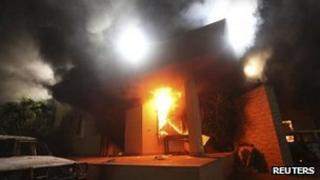 Benghazi consulate, 11 Sept