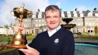 Paul Lawrie Cup