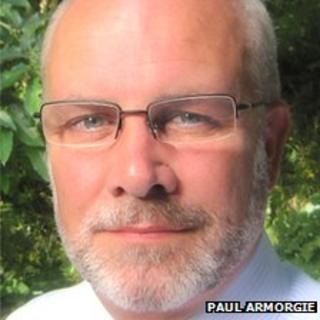 Paul Armorgie